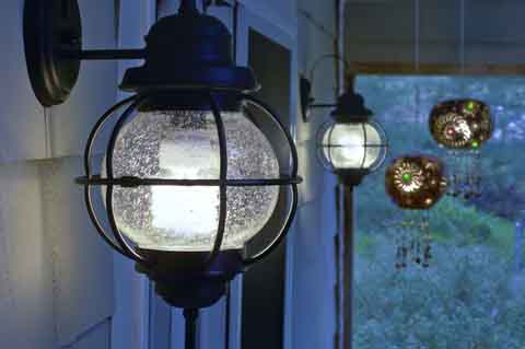 Vermont Lamp Amp Shade